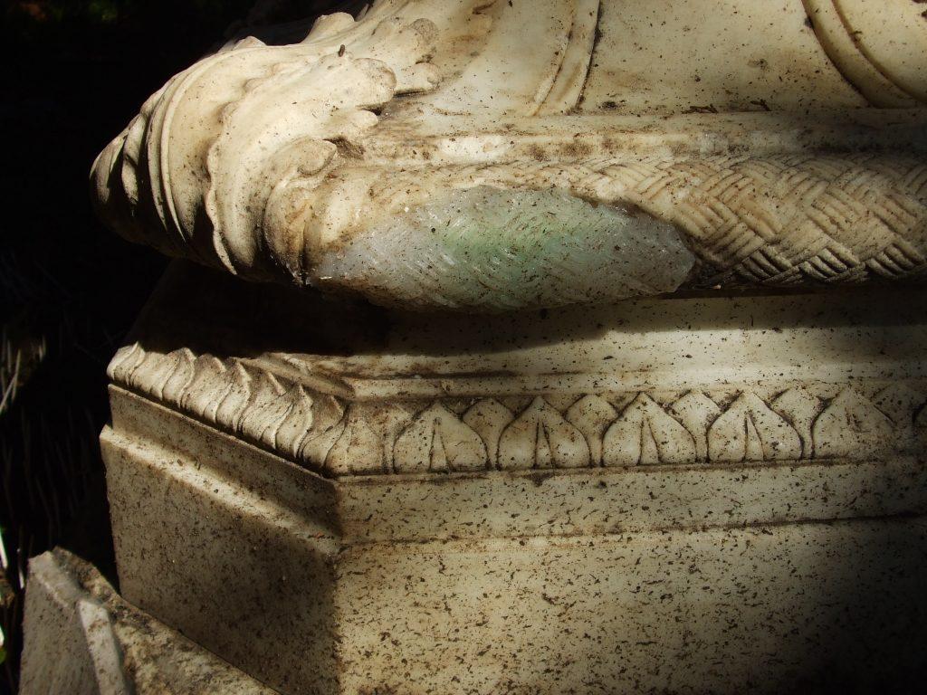 Restoration base detail