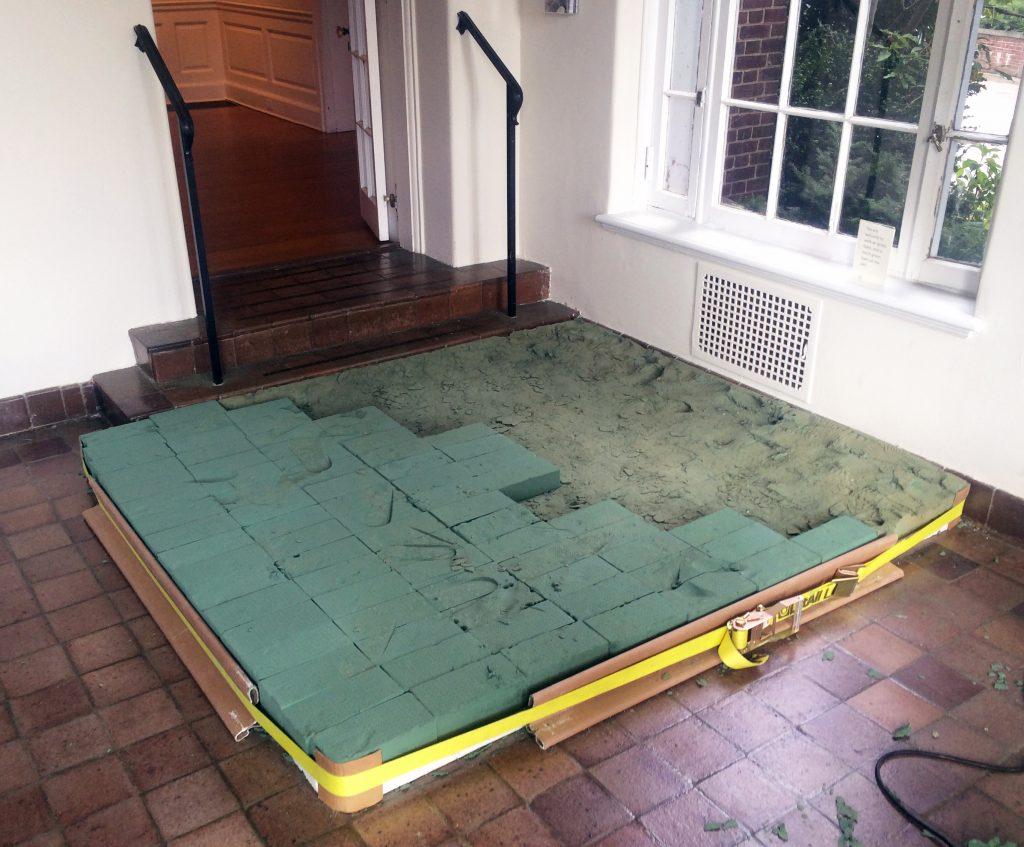 Temp Work Floor