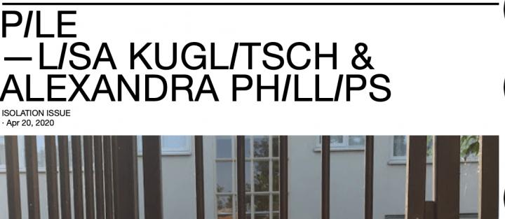 PILE LISA KUGLITSCH / GUESTROOMS.XYZ 2019